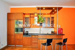 Beautiful, 3-bedroom apartment, 120m2, in Prague 6 Dejvice, Wuchterlova street