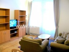 Rent of fully furnished 2-bedroom apartment in Prague 2 Vinohrady, Mánesova street.