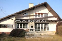Rent of luxurious 5-bedroom villa, 300m2,  in Průhonice Prague-South