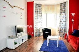 Beautiful, 1-bedroom apartment in Prague 6 Dejvice, Wuchterlova street.