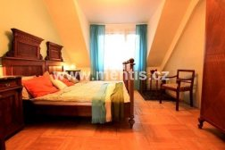 Nice, furnished 2-bedroom apartment, 61 m2, in Prague 1 in Old Town Benediktská street.